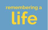 Remembering Life Logo