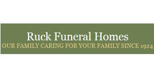 Ruck Funeral Homes Logo