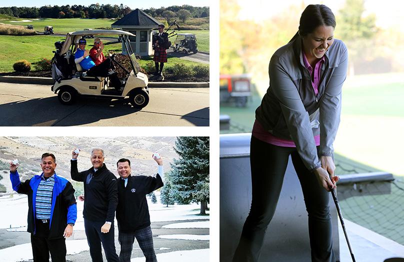 FSF Golf Classic Participants