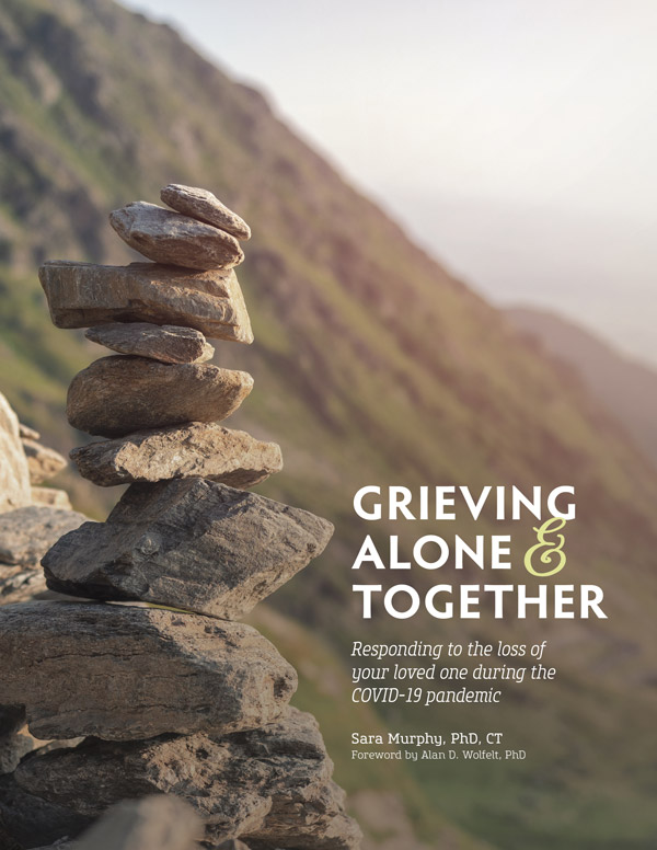 Grieving Alone and Together Cover
