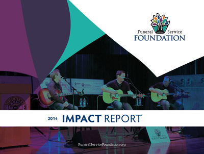 2014 Impact Report Cover