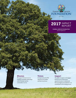 2017 Impact Report Cover