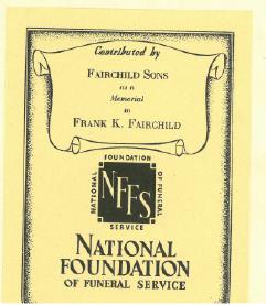 FSF History 1978