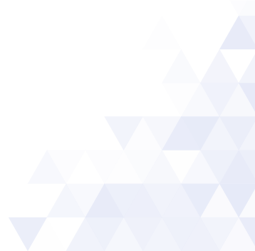 Background Triangles for Decoration