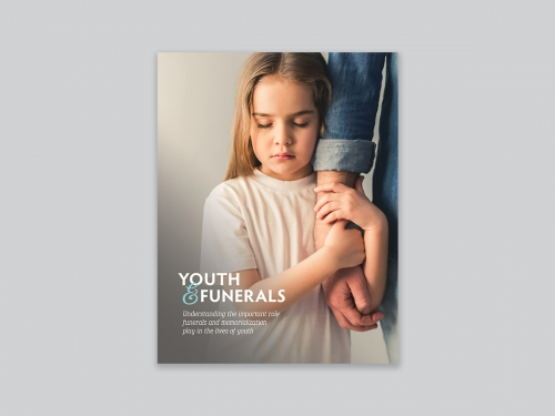 Youth and Funerals Booklet Cover