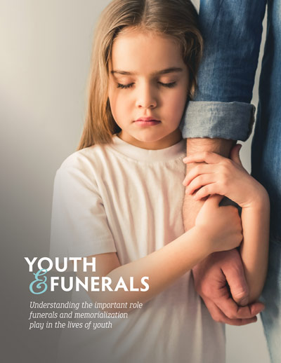 Youth and Funerals Cover
