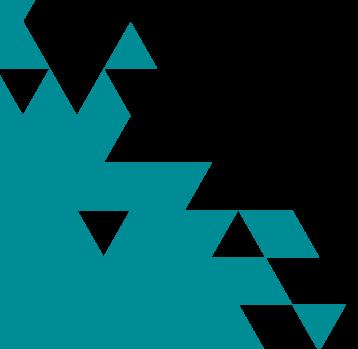 Triangle Background Left