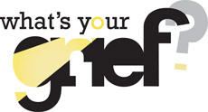What is Your Grief Logo